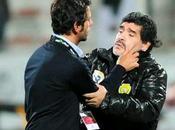 Maradona Sánchez Flores: Derrota, sanción polémica