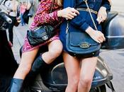 Street looks paris fashion week 2012