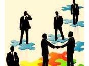 Nuevo enfoque estrategia organizacional: Cooperación Competencia