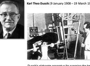 Muere Karl Theodore Dussik, padre diagnóstico ultrasonido
