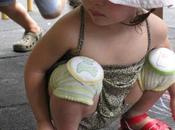 Rodilleras para bebés niños