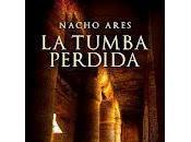tumba perdida Nacho Ares