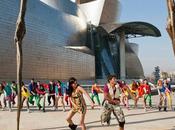 Bollywood Museo Guggenheim Bilbao