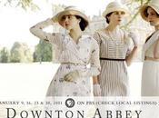 guerra Downton Abbey.