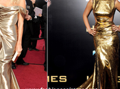 apuntas vestido antorcha? Stacy Kleiber otras celebrities, sí!!