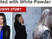 Kardashian atacada harina