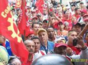 Marchamos nueva Revolucionaria Orgánica Trabajo.