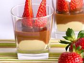 crema pistacho, chocolate leche fresas
