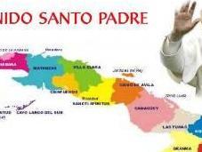 Cuba, punto recibir Benedicto