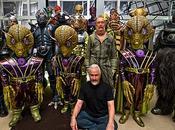 Nueva fotos alienígenas 'Men Black ¿Está Pitbull ahí?