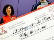 Consejo Regulador Rioja entregado donación benéfica proyecto humanitario deportista español Gasol, Premio Prestigio