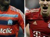 previa UCL: Marsella Bayern Múnich