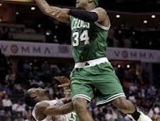 Bobcats 95-102 Celtics