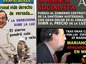 Tras prometer energía barata denunciar aumento precios…Mariano Rajoy sube